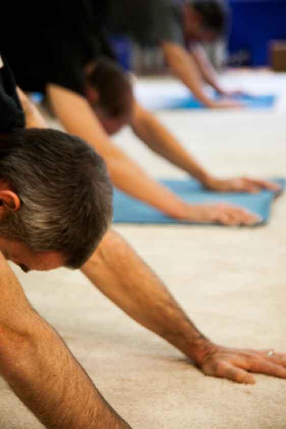 Seattle Yoga Class